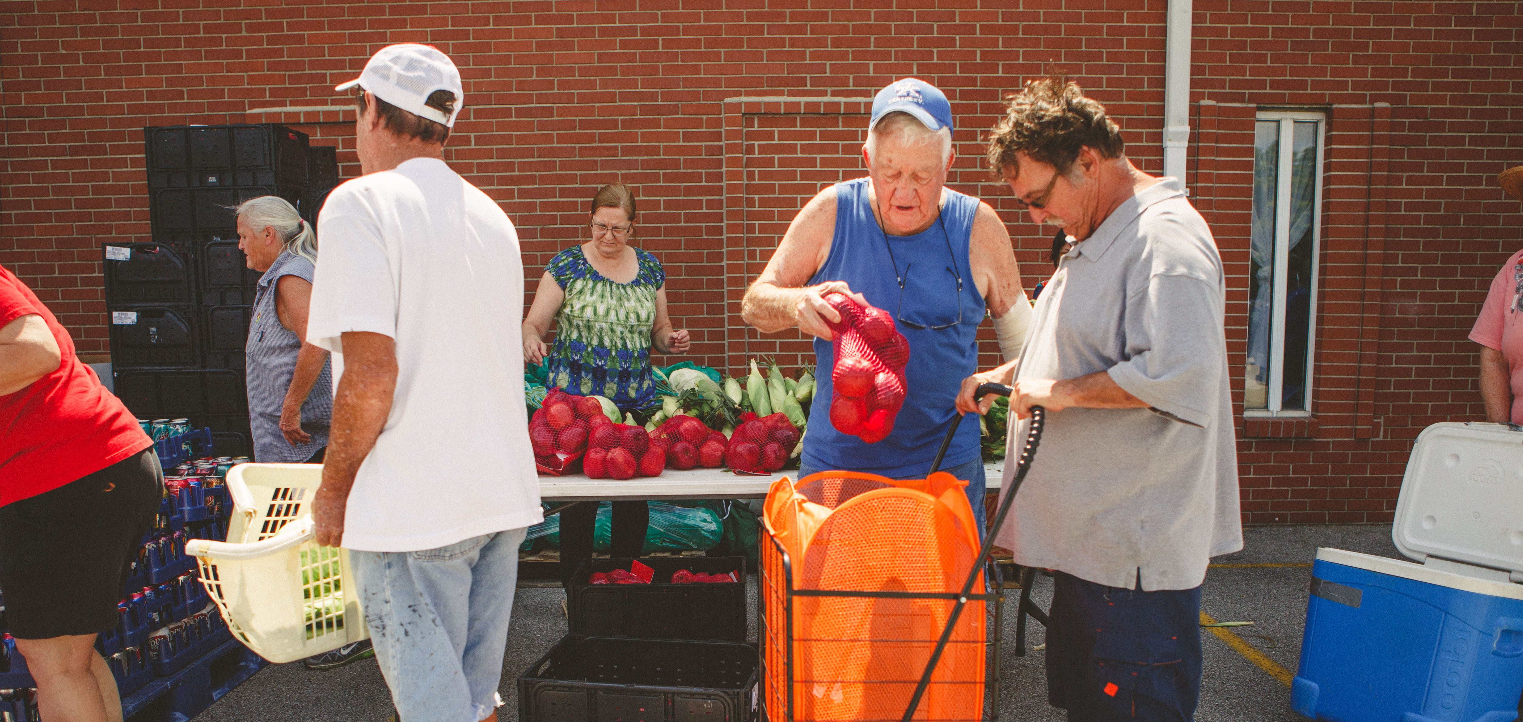 Mobile Pantry | Dare To Care